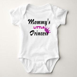 Die kleine Prinzessin Infant Creeper der Mama Baby Strampler