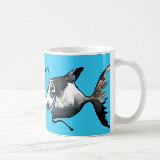 Die kleinen Haie Kaffeetasse