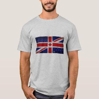 Die Kolonien vereinigen T-Shirt