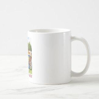 """Die Königin der Herzen sagt, """"weg mit ihrem Kopf! Kaffeetasse"""
