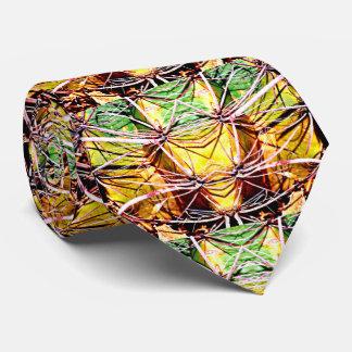 Die Krawatte der alien-Kaktus-Männer