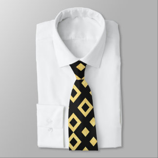 Die Krawatte der Kunst-Dekodiamantmuster-Männer