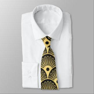 Die Krawatte der schönen Kunst-Dekomuster-Männer