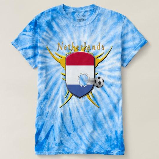 Die Krawatten-T - Shirt der niederländischen