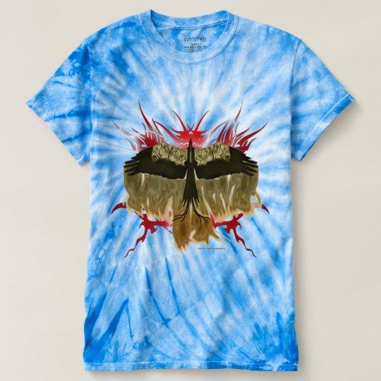 Die Krawatten-T - Shirt goldener Phoenix-Männer