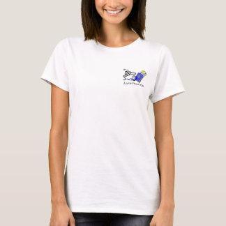 Die Kreuzfahrt-Themed T - Shirt der Frauen - helle
