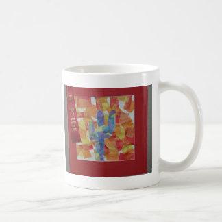 Die Kunst der Dreiheit Kaffeetasse