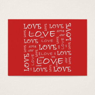 Die Kunst der Liebe Visitenkarte