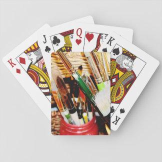 Die Künstler-Spielkarten Spielkarten