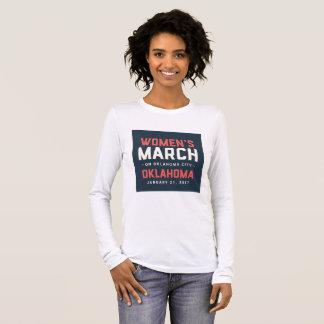 Die lange Hülse der neuen Frauen Langarm T-Shirt