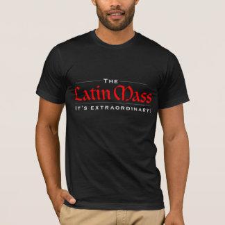 Die lateinische Masse ist außerordentlich! T-Shirt