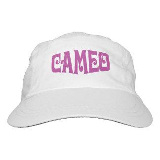 Die Leistungs-Hut der Frauen mit rosa Headsweats Kappe