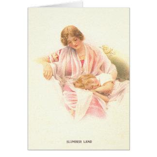 Die Liebe einer Mutter Karte