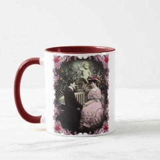 Die Liebhaber - Tasse (fertigen Sie) besonders an