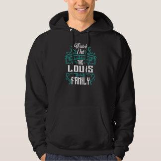 Die LOUIS-Familie. Geschenk-Geburtstag Hoodie