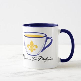 Die Louisiana-Tee-Party-Tasse Tasse