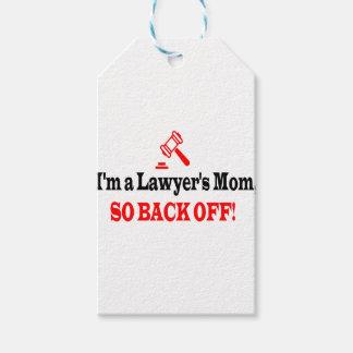 Die Mamma des Rechtsanwalts Geschenkanhänger
