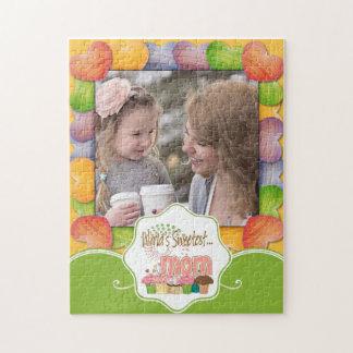 Die Mamma-Kuchen-Ausgabe der Welt süßeste mit Foto
