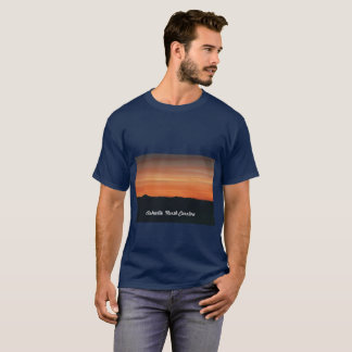 Die Marine-Blau-T - Shirt der Männer mit
