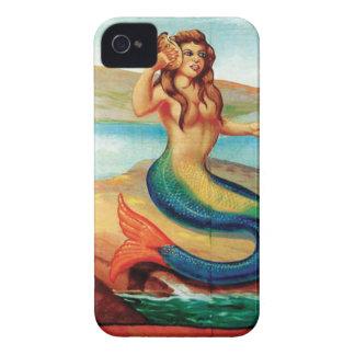 Die Meerjungfrau iPhone 4 Hülle