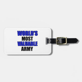 die meiste wertvolle Armee Kofferanhänger