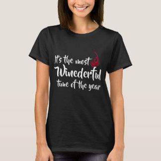 Die meiste Winederful Zeit T-Shirt