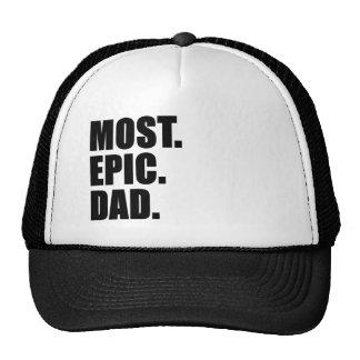 Die meisten epischen der Vatertags-Hüte Vati- Baseballcaps