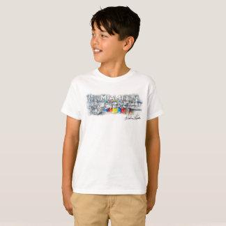 Die Miami-Linie, Rockne Krebs T - Shirt-Kinder T-Shirt