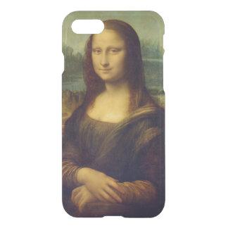 Die Mona Lisa durch Leonardo da Vinci iPhone 8/7 Hülle