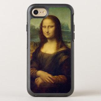 Die Mona Lisa durch Leonardo da Vinci OtterBox Symmetry iPhone 8/7 Hülle