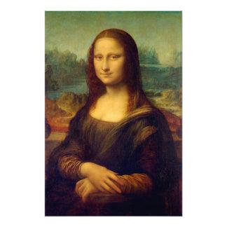 Die Mona Lisa durch Leonardo da Vinci Photographie