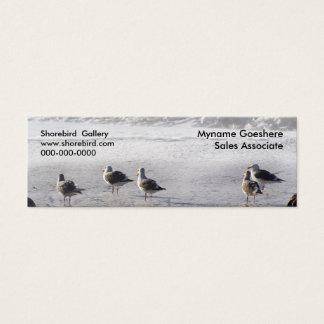 Die Möven-Gruppe Mini-Visitenkarten
