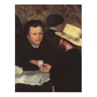 Die Mutter des Kabaretts Antony (Detail) durch Postkarte
