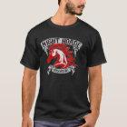 Die Nachts-Horden-T-Stück der Männer T-Shirt