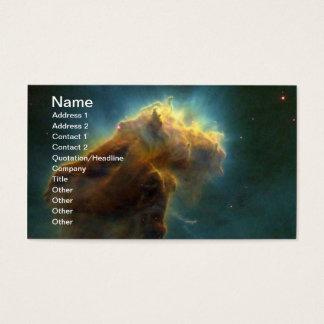 Die NASA Eagle-Spalte IC-4703 Visitenkarte