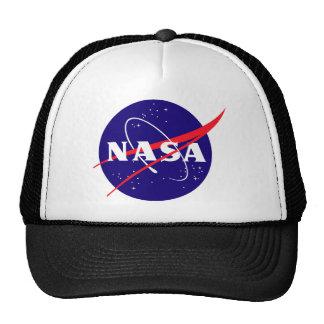 Die NASA-Fleischklöschen-Logo Retrokultkappen