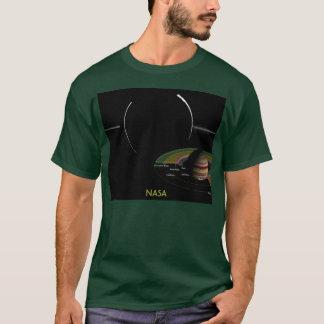 Die NASA Jupiter schellt Mosaik T-Shirt
