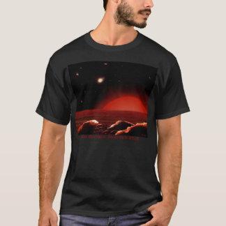 Die NASA: M87 von einer Galaxie weit weg. T-Shirt