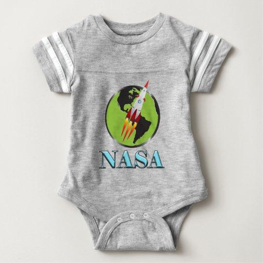 Die NASA-Raum Baby Strampler