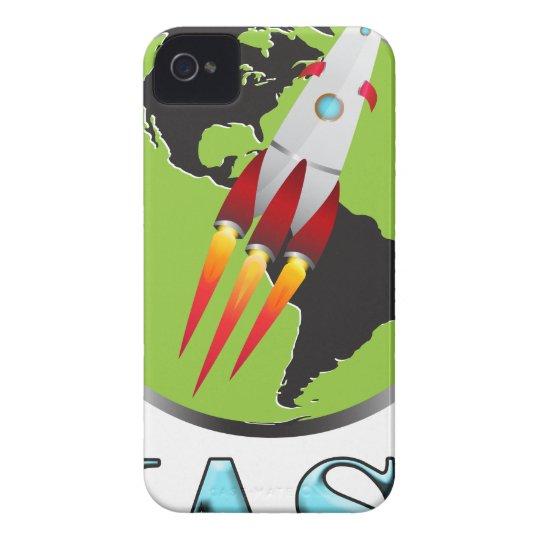 Die NASA-Raum iPhone 4 Case-Mate Hüllen