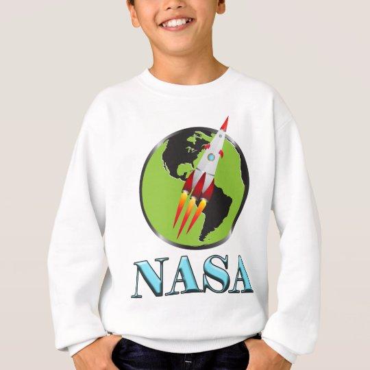 Die NASA-Raum Sweatshirt