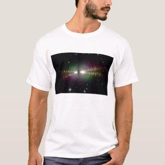 Die NASA - Regenbogen-Bild des Ei-Nebelflecks - T-Shirt