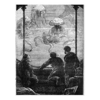 Die nautilus-Passagiere Postkarte