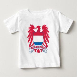 Die Niederlande Winged Baby T-shirt