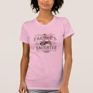 Die niedliche Tochter des Bauern T-Shirt