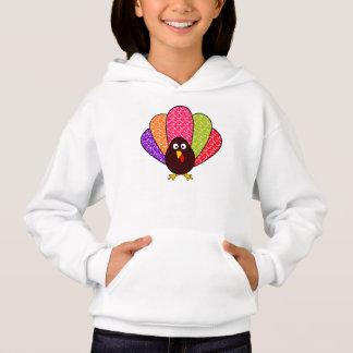 Die niedlichste Türkei Hoodie