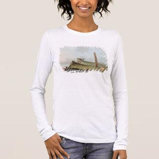 Die Obelisks in Alexandria, genannt Kleopatra Nee Langarm T-Shirt