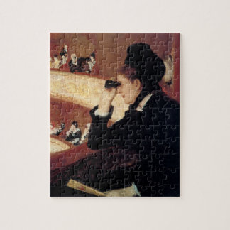 Die Oper durch Mary Cassatt, Vintager