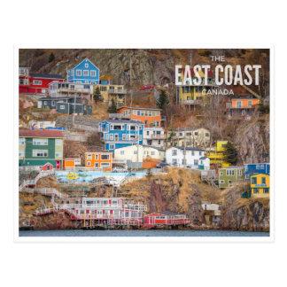 Die Ostküste, Kanada Postkarte