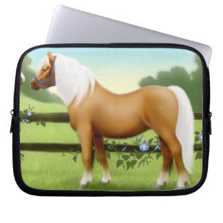 Die palomino-Pony-Elektronik-Tasche Laptop Sleeve